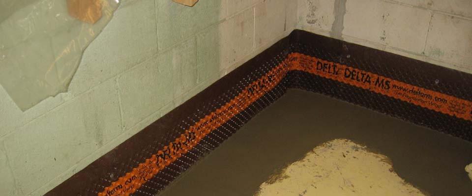 Гидроизоляция подвал гараж как делают наливные зd полы