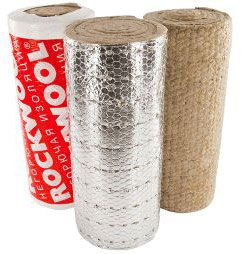 ROCKWOOL ALU1 WIRED MAT 105